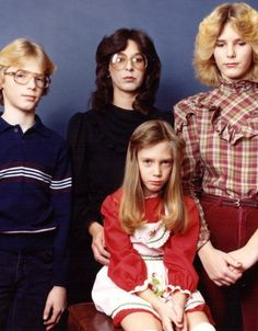 Image result for 1980s family photos