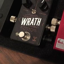 Yours truly likes her noise dark--a sweet Rat clone called Wrath from Foxpedal is on the list.