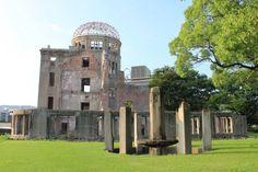 #2 Hiroshima Peace Memorial Museum (Hiroshima Prefecture) 広島平和記念資料館(原爆ドーム、広島平和記念公園)(広島県広島市)