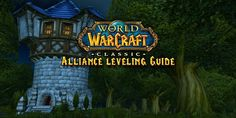 Classic WoW Alliance Leveling Guide and Recommended Zones Best Youtubers, World Of Warcraft, A Good Man, Classic, Wedding Ring, Derby, Classic Books