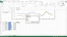 Excel - Tableau de Bord  Service Commercial (Module n° 3)