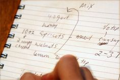 How To Write A Recipe Like A Professional #howto #cooking