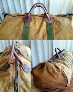 how to clean ll bean duffle bag