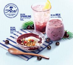 Food Science Japan: Burger King's BK Acai