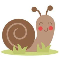 Happy Snail SVG cutting file for scrapbooking snail svg cuts snail svg cut files… Pěkné Kresby, Umění Pro Děti, Návody Na Vlastnoruční Výrobky, Dětské Knihy S Aktivitami, Jednoduché Kresby, Šablony, Appliques