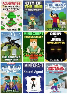 Amazon Deals: Free eBook Download: Minecraft Books - https://couponsdowork.com/2017/amazon-deals/amazon-deals-free-ebook-download-minecraft-books/