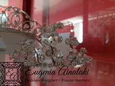Haid pieces #eugeniaainalaki #greekedesigners #handmade #weddingdress #happymoments #hautecouture #bridaloutfit #bridalaccessories #haidpiece #weddingoutfit Happy Moments, Bridal Outfits, Bridal Headpieces, Bridal Accessories, Wedding Dresses, Handmade, Fashion Design, Bride Dresses, Bridal Gowns