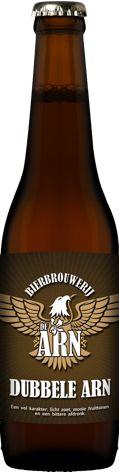 Dubbele Arn / Een bier vol karakter, licht zoet,  met mooie fruittonen  en een bittere afdronk.  Het bevat 7,5% alcohol.