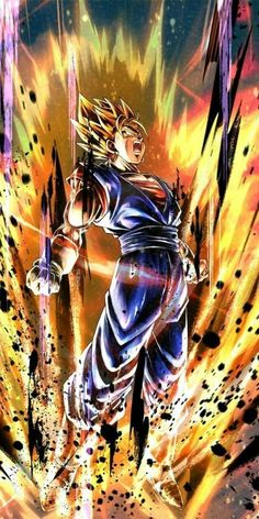 Check out our Dragon Ball merch here at Rykamall now! Gogeta And Vegito, Ball Drawing, Animes Wallpapers, Dragon Ball Gt, Art Graphique, Dbz Vegeta, Goku Wallpaper, Geek, Anime Characters