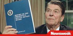 Czy Donald Trump zdoła uniknąć impeachmentu, tak jak udałosię toRonaldowi Reaganowi?