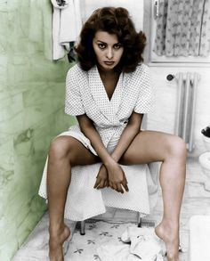 Sophia Loren, 1953