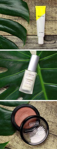 Organic Beauty Favorites von Nouri, Anannè aus der Schweiz und Lavera // Naturkosmetik Produkte