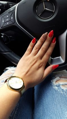 Mercedes-Benz - Micheal Kors - Nails