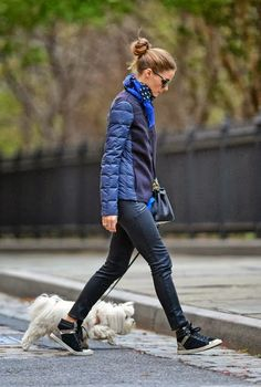 THE OLIVIA PALERMO LOOKBOOK: Olivia Palermo In NYC