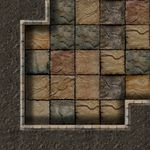 Dungeon Tile 21
