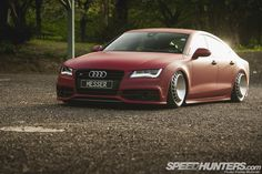 Speedhunters | MESSER IS MORE: THE TURBO FAN AUDI A7