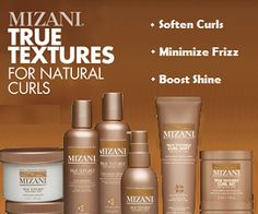 """Mizani True Textures  """"I love it"""""""