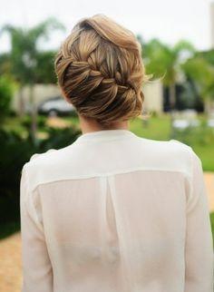 Bridal Hair Trend 2014 – The Prettiest Plaits  | weddingsonline