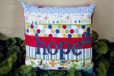 Pieces of Hope ... A significant portion of the proceeds go to Autism Speaks. www.facebook.com/rileyblakedesigns