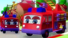 Xe cứu hỏa hình thành và Sử dụng | xe cho trẻ em | Vehicles For Kids | F...Một chiếc xe tải đồ chơi phim lửa cho trẻ em ở mọi lứa tuổi. xe tải phim hoạt hình ngọn lửa này đi trong tiếng còi báo động rực tắt để tiết kiệm các folks của phim hoạt hình xe city.This xe hoạt hình giúp trẻ hiểu được những ứng dụng khác nhau của xe đường phố như xe kéo, xe cứu hỏa, xe chở rác, xe cứu thương, xe cảnh sát và nhiều hơn n