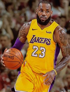 dd549beb311 Looks like LeBron is on his way to getting swept. Will we see him in the  Purple   Gold next season