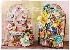Beautiful Mini Books by Tomoko Takahashi