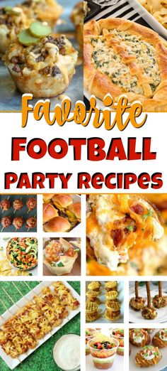 Foodball Party Food - This football food is perfect for Game Day! From loaded tater tots to the best hot cheese dips, these football food ideas will score big at your football party! party food The Best Football Food For Game Day Tater Tots, Party Dips, Appetizers For Party, Game Party, Best Football Food, Football Party Foods, Superbowl Party Food Ideas, Football Recipes, Football Parties