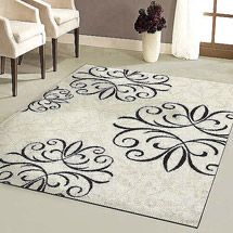 Walmart: Better Homes and Gardens Iron Fleur Area Rug
