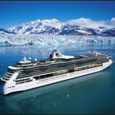 Alaska Cruise how fun I'd luv to go there