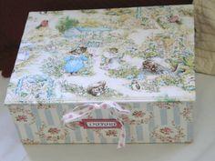 magnifique boîte de darling cousette