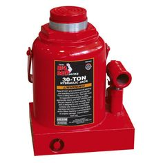 Torin 30 Ton Hydraulic Bottle Jack - T93007