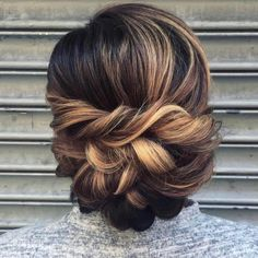 32 Most Romantic Updos for Long Hair