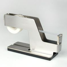 Amazing sticky tape dispenser, if you like that sort of thing. Which I do. A lot. Wow...