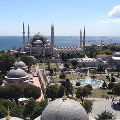 Sultanahmet Camii | İstanbul | monument