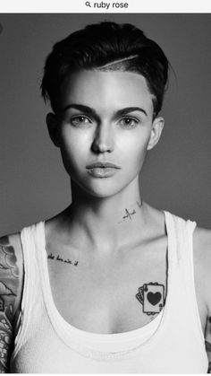 Ruby Rose = My Wife