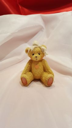 Sara Love Ya Cherished Teddies Vintage Teddy by Donellensvintage