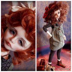 Stunning Cassie Woodland Elf BJD by CreamSoda BJD