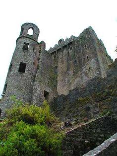 Blarney Castle. Gonna kiss that stone!
