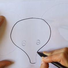43 Mejores Imágenes De Aprender A Dibujar Orejas Como Aprender A
