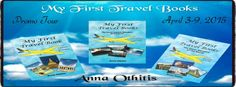 My First Travel Books Promo Tour - http://roomwithbooks.com/my-first-travel-books-promo-tour/