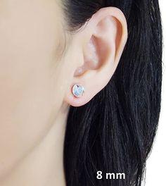 Amazon.com: Aurora Borealis AB Swarovski Crystal Rhinestone Simple Invisible Clip On Stud Earrings Miyabi Grace (8 mm): Jewelry Crystal Rhinestone, Swarovski Crystals, Clip On Earrings, Stud Earrings, Earring Backs, Aurora Borealis, Red Green, Pearls, Amazon