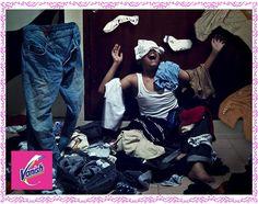 que no te gane la ropa sucia mejor acabala con vanish