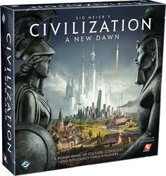 Announcing Sid Meier's Civilization: A New Dawn