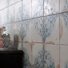 Ottoman Blue   Vintage Tiles   Porcelain Superstore