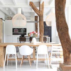 Kirsti en haar gezin wonen in een droomhuis! Ze mogen een prachtige Brabantse…