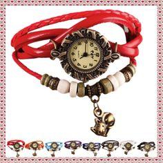 2016 Aliexpress Caliente Venta De Cuero Genuino Reloj Cronógrafo Reloj De Las Mujeres Relojes Todo Tipo Buy Relojes Todos Los Tipos,Cuero Genuino De