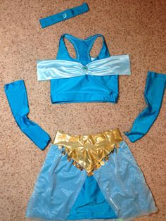 For next year when I can show my abs  Arabian princess Inspired running costume on Etsy, $145.00