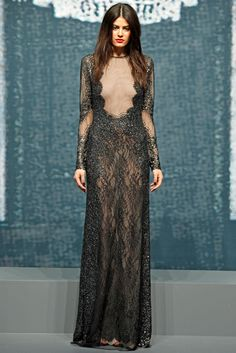 Wes Gordon Fall 2012 Ready-to-Wear