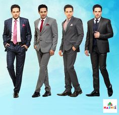 Have a Look on #Trendy & Stylish Men's #Suit! #Naswiz