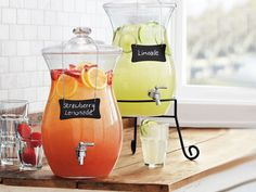 Perfect for a summerparty or wedding  Only have one as a wine sangria